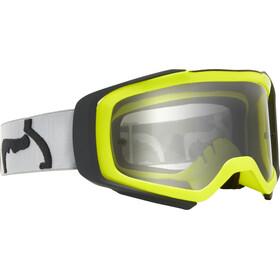Fox Airspace II Prix Goggles, grey/clear